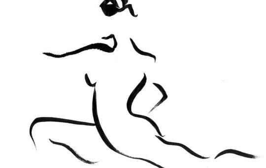 Sumi Life Drawings
