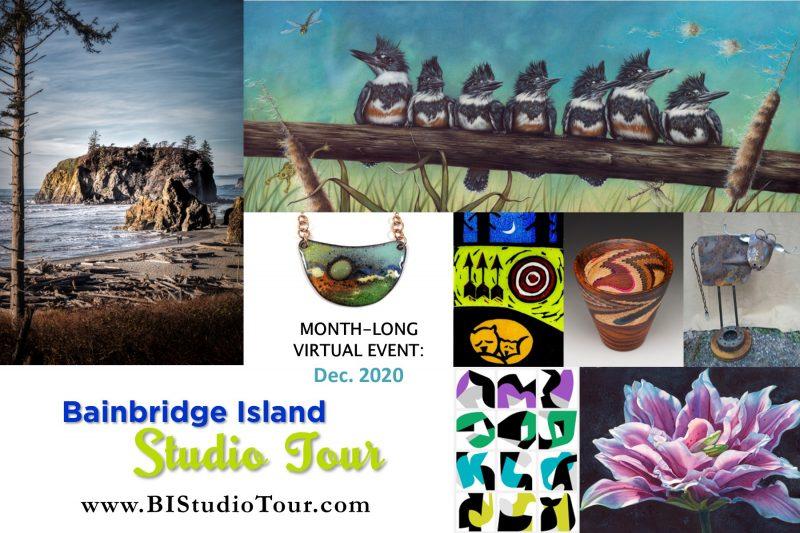 Promo for Bainbridge studio tour